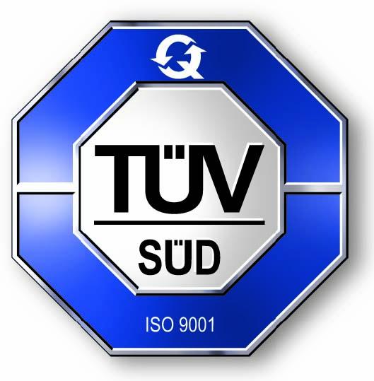 logo certifikát ISO 9001 Wabco-dily.cz