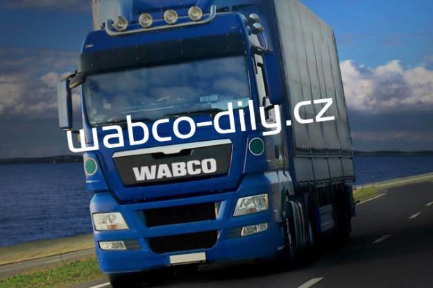 Logo nového webu wabco-díly.cz prodávající WABCO příslušenství.
